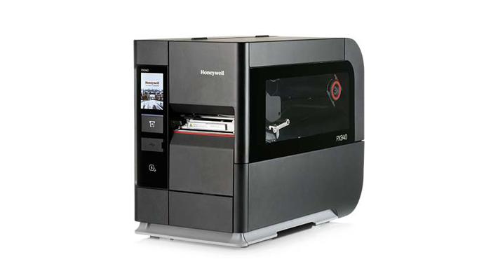 Impresora de código de barras industrial Honeywell PX940